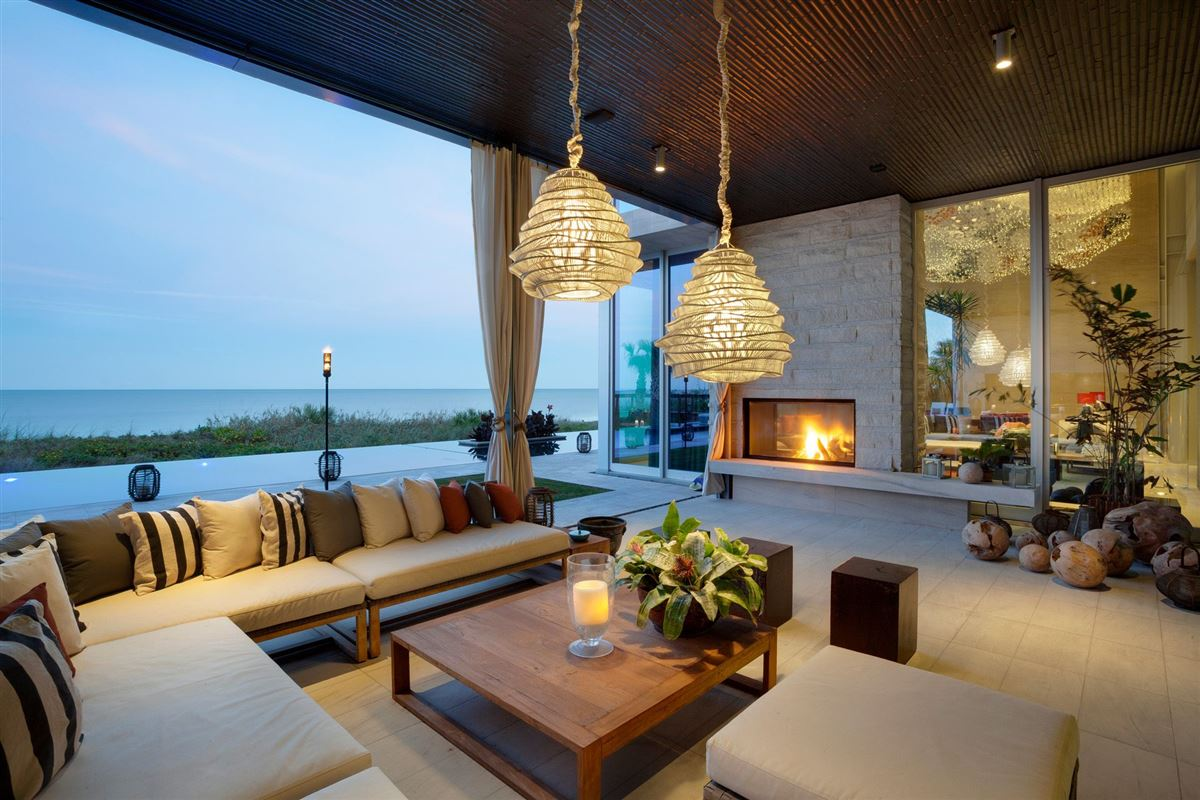 Luxury properties One-of-a-Kind Oceanfront Paradise