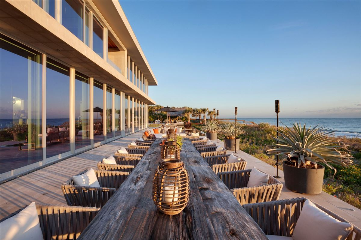 Luxury homes in One-of-a-Kind Oceanfront Paradise