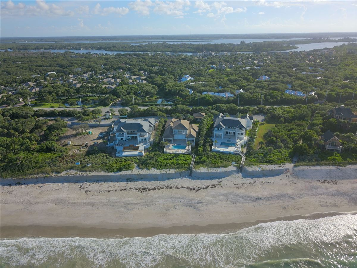 Luxury real estate Prime oceanfront living