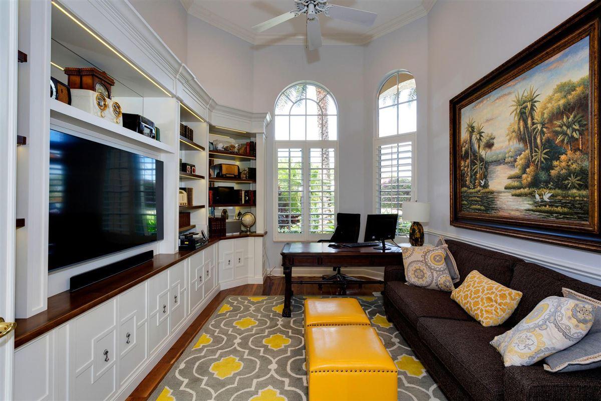 deepwater estate in exclusive Ocean Ridge luxury properties