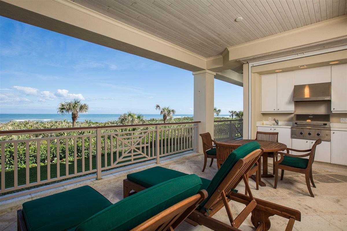 Luxury real estate Luxury oceanfront condo in vero beach