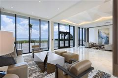 Spectacular high floor direct oceanfront at Stratford Arms  luxury real estate
