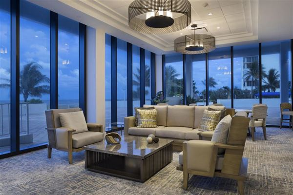 Spectacular high floor direct oceanfront at Stratford Arms  luxury homes