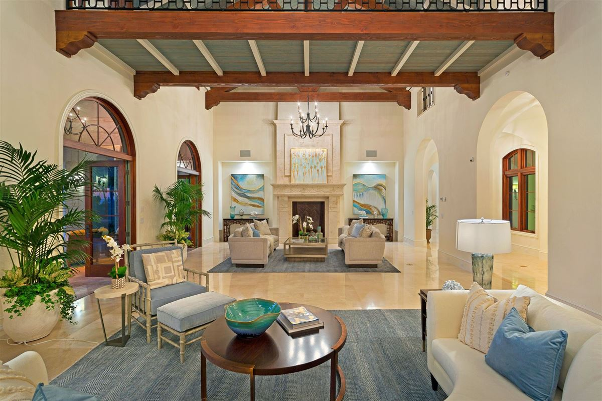New Oceanfront Residence in Vero Beach luxury properties