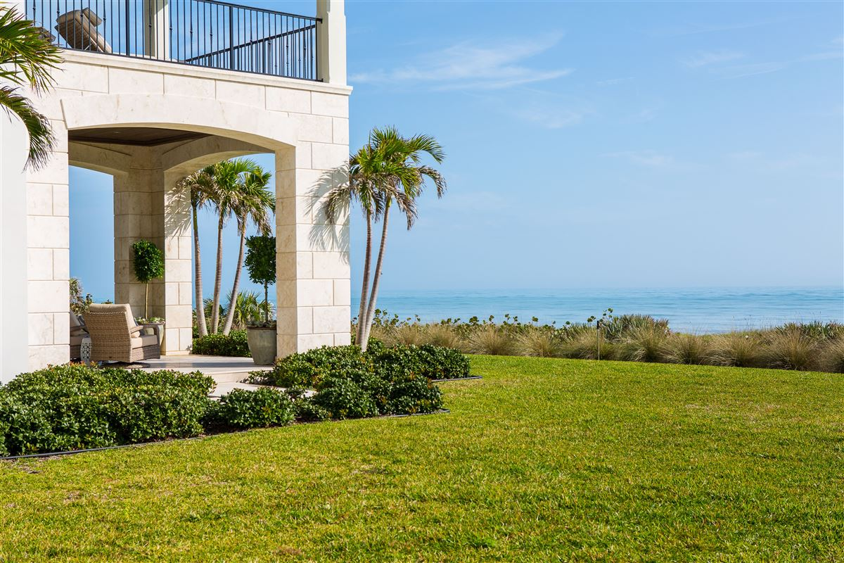 New Oceanfront Residence in Vero Beach luxury real estate