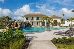 Mansions in New Oceanfront Residence in Vero Beach