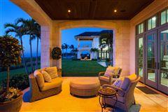 Luxury properties New Oceanfront Residence in Vero Beach