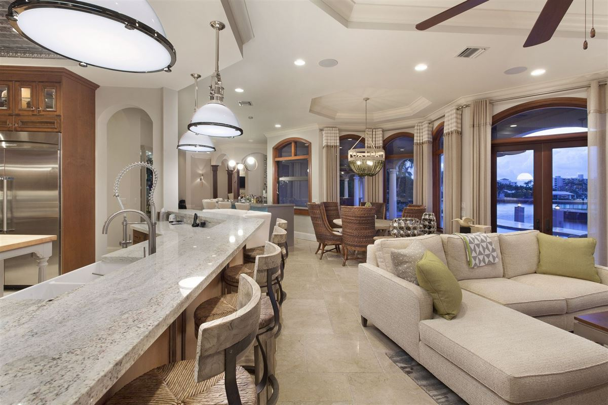 One home from Intracoastal luxury properties