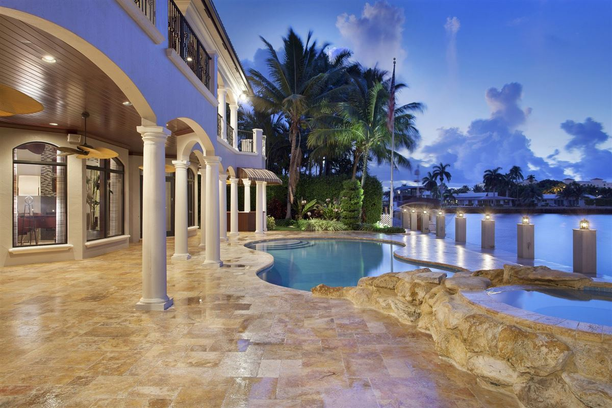 One home from Intracoastal mansions