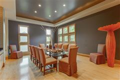 Mansions Splendid, custom built home