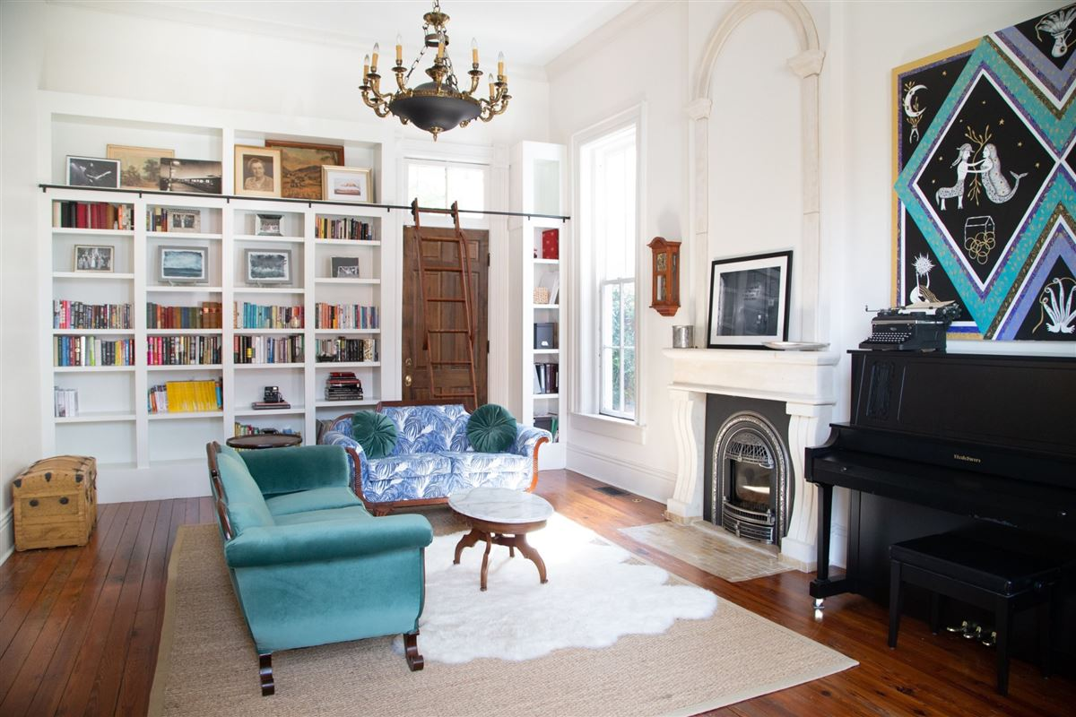 Luxury real estate Historic Grace and Modern Elegance In The Heart Of Nashville