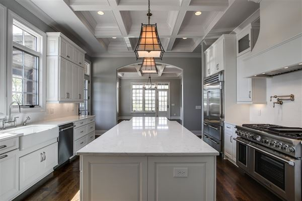 Luxury real estate Gorgeous home with custom quality from Arnold Homes!