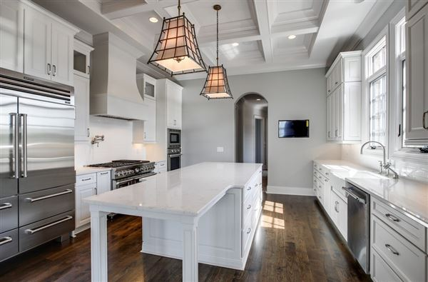 Gorgeous home with custom quality from Arnold Homes! luxury real estate