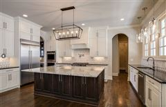 Gorgeous home with custom quality from Arnold Homes! mansions