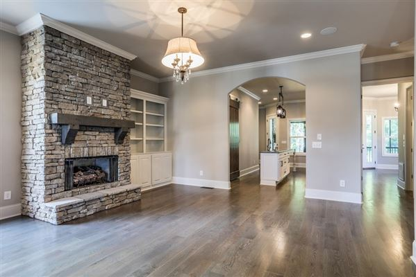Gorgeous home with custom quality from Arnold Homes! luxury properties