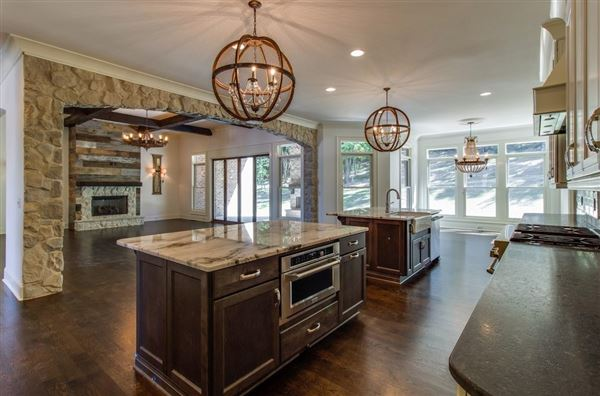 Mansions Gorgeous home with custom quality from Arnold Homes!