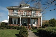 Mansions Beautiful Historic Home in murfreesboro