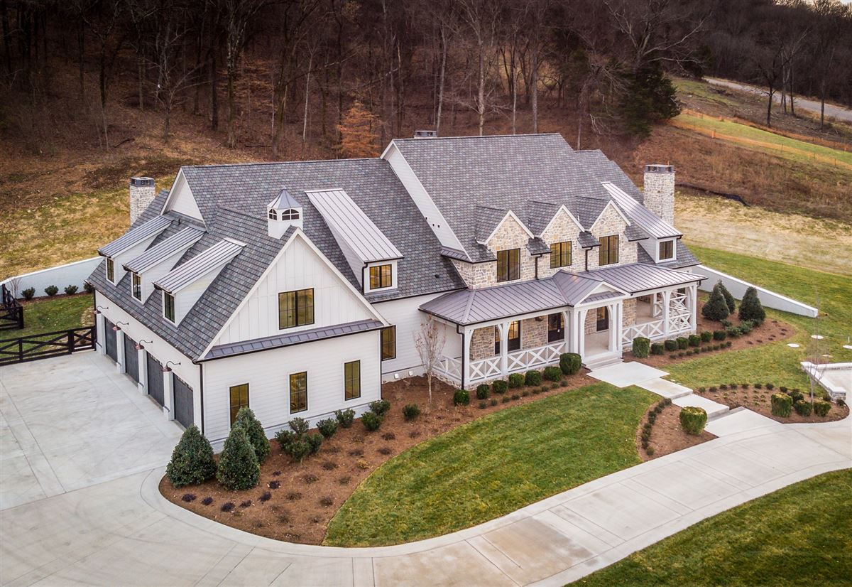 Luxury homes rustic sophisticated country living