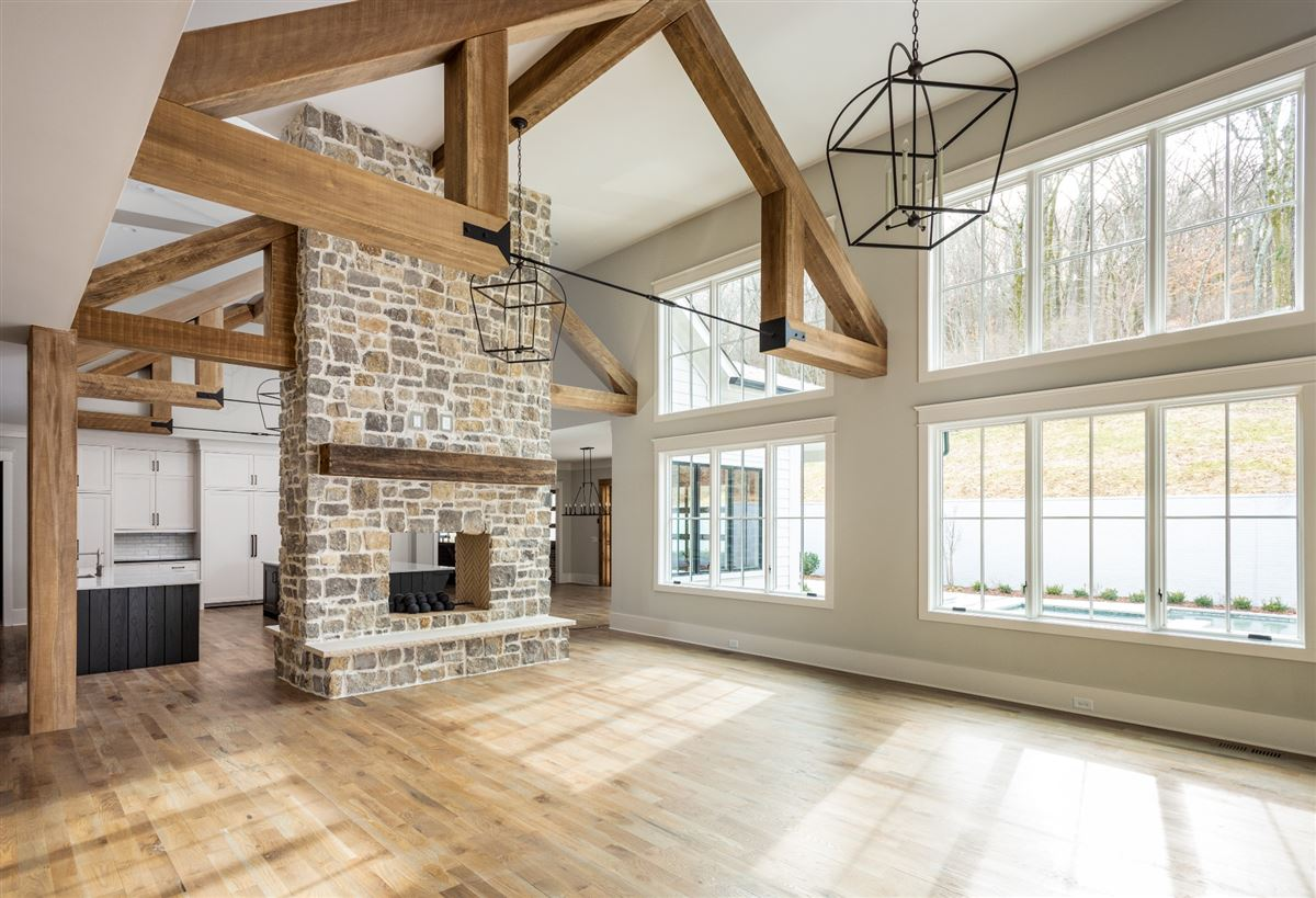 rustic sophisticated country living mansions