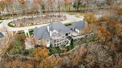 Smokey Mountain-esque manor plus guest house luxury properties