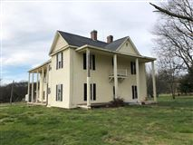 GREAT FARM WITH OLD SOUTHERN MANSION luxury homes