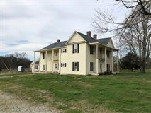 Luxury real estate GREAT FARM WITH OLD SOUTHERN MANSION