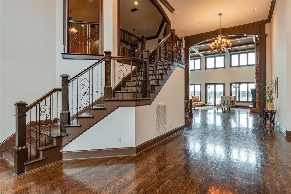 Luxury homes four-season resort style property