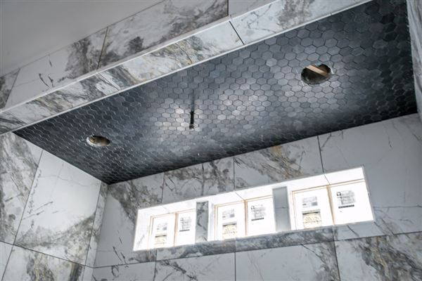 Luxury properties Incredible custom home in popular Cartwright Close
