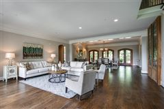 Luxury homes a storied franklin property