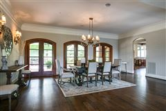 Luxury real estate a storied franklin property