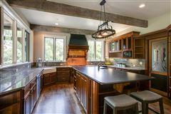 Luxury properties a storied franklin property