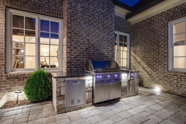 Luxury properties a Custom single level home in college grove