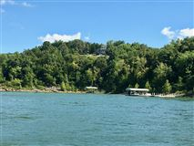 New private dock on Center Hill Lake luxury properties