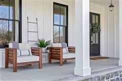 luxurious modern farmhouse mansions