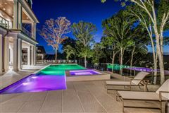 Luxury real estate Designed with luxury and entertaining in mind