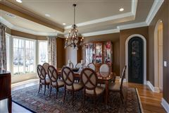Magnificent Smokey Mountainesque Manor luxury real estate
