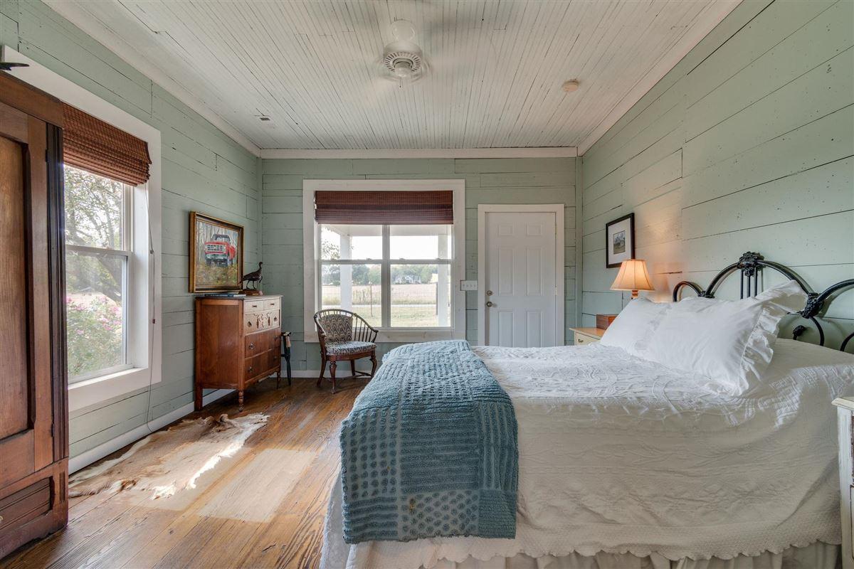 Luxury real estate quintessential historic farm