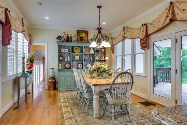 four bedroom Renovated Tennessee Farmhouse luxury real estate