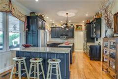 Mansions four bedroom Renovated Tennessee Farmhouse