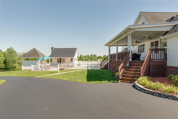 Luxury properties four bedroom Renovated Tennessee Farmhouse