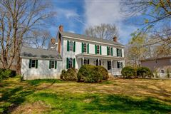 Mansions Restored 1800s Italianate home