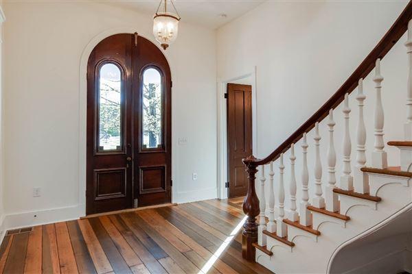 Luxury real estate Restored 1800s Italianate home