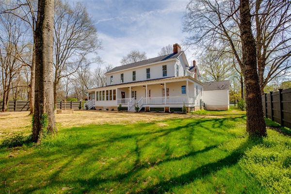Luxury homes in Restored 1800s Italianate home