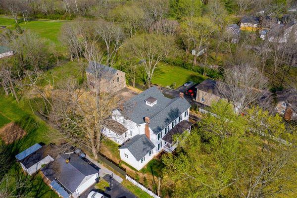 Restored 1800s Italianate home luxury real estate