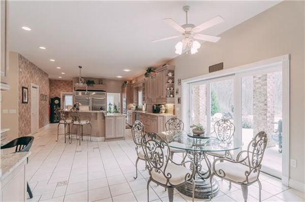 Luxury real estate large property in Goodlettsville