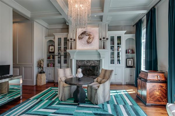 Luxury properties tennessee estate of Kelly Clarkson