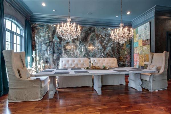 tennessee estate of Kelly Clarkson luxury properties