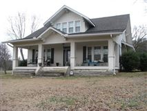 Luxury properties historic home in shelbyville
