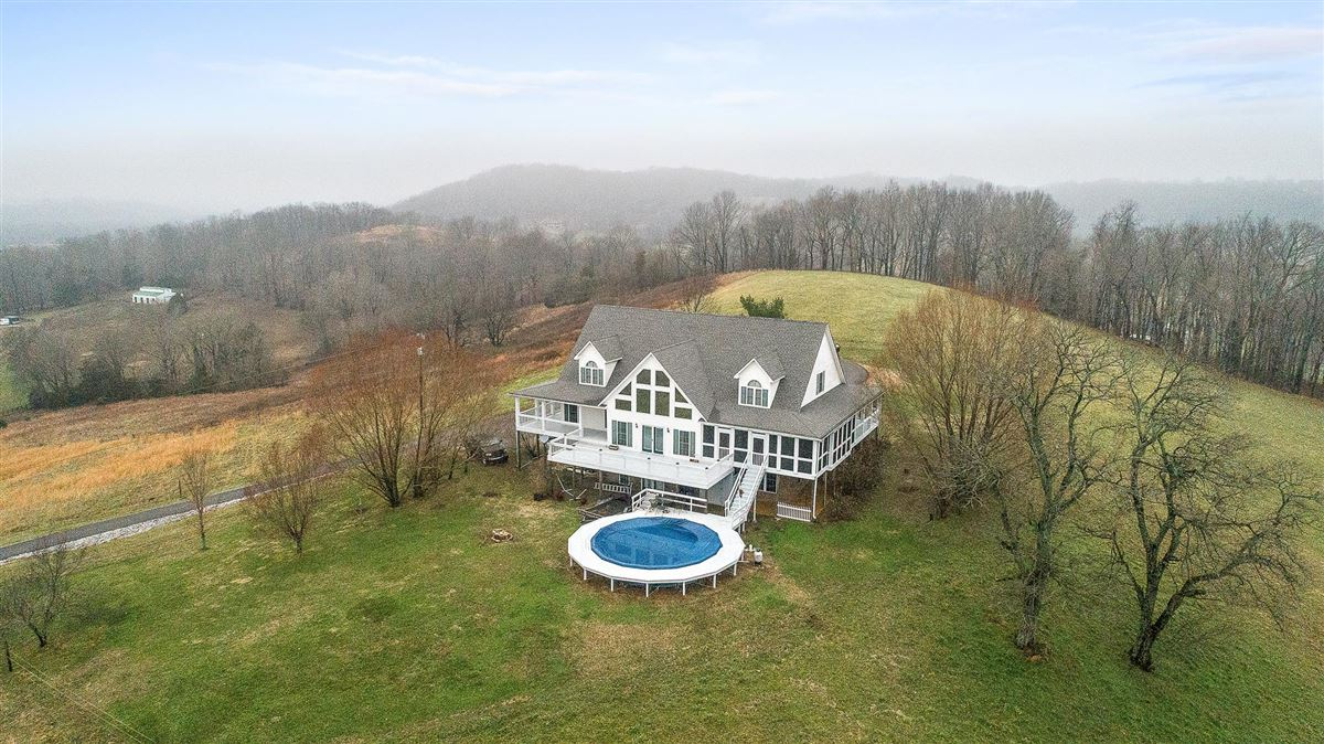 Luxury homes in private setting with great view