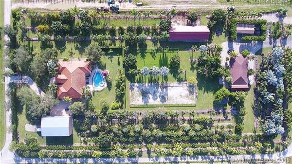 FIVE-ACRE PRIVATE COMPOUND IN REDLAND | Florida Luxury Homes